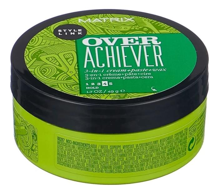 Средство для укладки волос Style Link Over Achiever 3 in 1 Cream Paste Wax 50мл