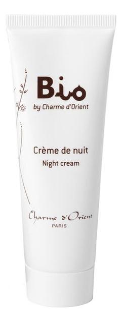цена на Ночной крем для лица Bio Creme De Nuit 50мл
