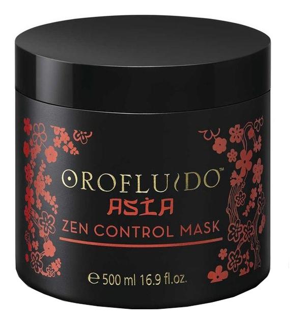 Фото - Маска для волос Asia Zen Control Mask: Маска 500мл спрей для волос восстанавливающий mugens zen care ss treatment 500мл