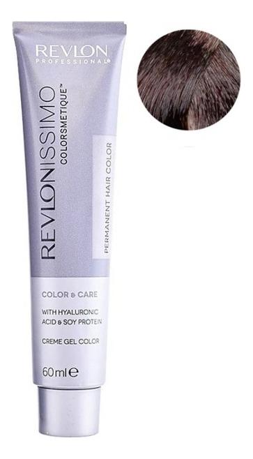 Купить Стойкая краска для волос Revlonissimo Colorsmetique Color & Care 60мл: 6.41 Темный блондин медно-пепельный, Стойкая краска для волос Revlonissimo Colorsmetique Color & Care 60мл, Revlon Professional