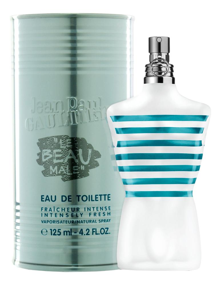 Jean Paul Gaultier Le Beau Male: туалетная вода 125мл (лимитированная версия) jean paul gaultier le beau male eau de toilette spray page 5