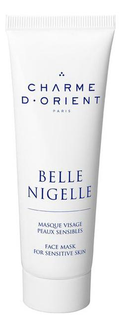 Маска для чувствительной кожи лица Belle Nigelle Masque Visage Peaux Sensibles 50мл