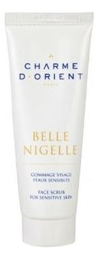 Скраб для лица Belle Nigelle Gommage Visage Peaux Sensibles 50мл