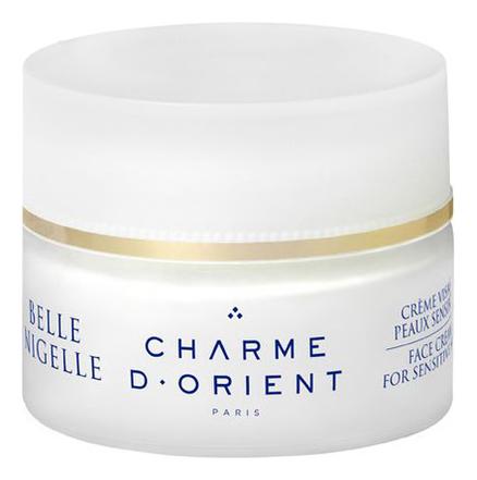 Дневной крем для лица с маслом черного тмина Belle Nigelle Creme Visage Peaux Sensibles 50мл крем с маслом черного тмина charme