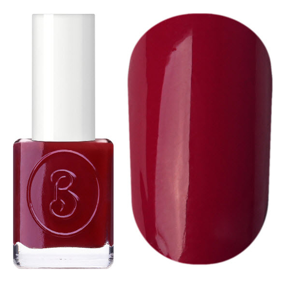 Фото - Дышащий лак для ногтей Classic 15мл: 08 Cherry Red лак для ногтей 15мл 082 red kiss