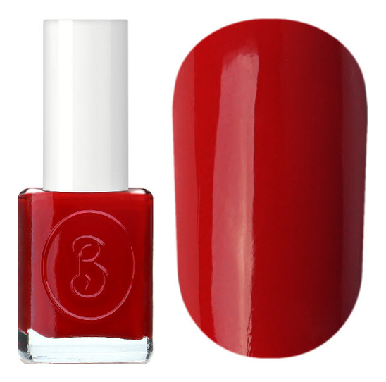 Фото - Дышащий лак для ногтей Classic 15мл: 11 Coral Red лак для ногтей 15мл 082 red kiss