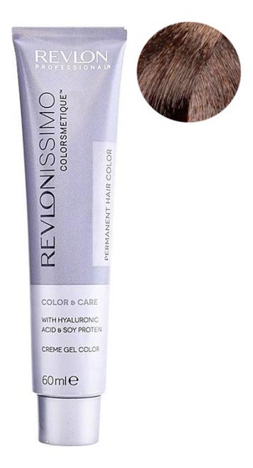 Купить Стойкая краска для волос Revlonissimo Colorsmetique Color & Care 60мл: 7.41 Блондин медно-пепельный, Стойкая краска для волос Revlonissimo Colorsmetique Color & Care 60мл, Revlon Professional