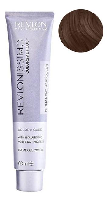 Купить Стойкая краска для волос Revlonissimo Colorsmetique Color & Care 60мл: 7SN Блондин супернатуральный, Стойкая краска для волос Revlonissimo Colorsmetique Color & Care 60мл, Revlon Professional