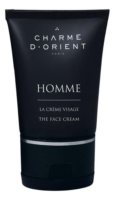 Купить Крем для лица Homme La Creme Visage 50мл, Charme D'Orient