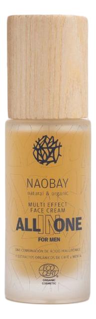 Восстанавливающий крем для лица Multi Effect Face Cream All-in-One 50мл naobay hydraplus cream
