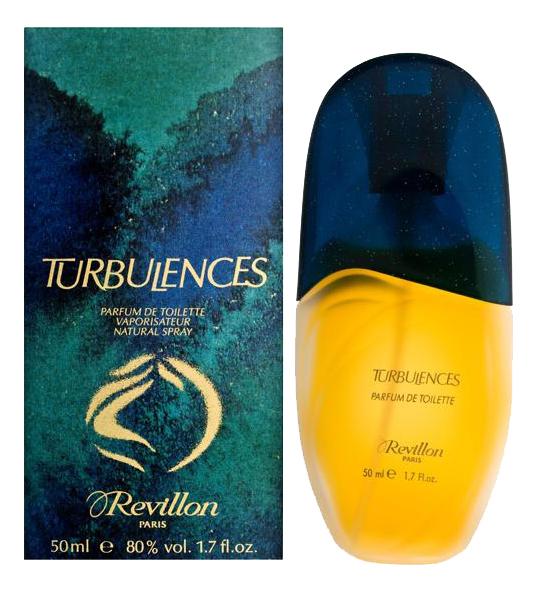 Купить Revillon Turbulences (современное издание): парфюмерная вода 50мл