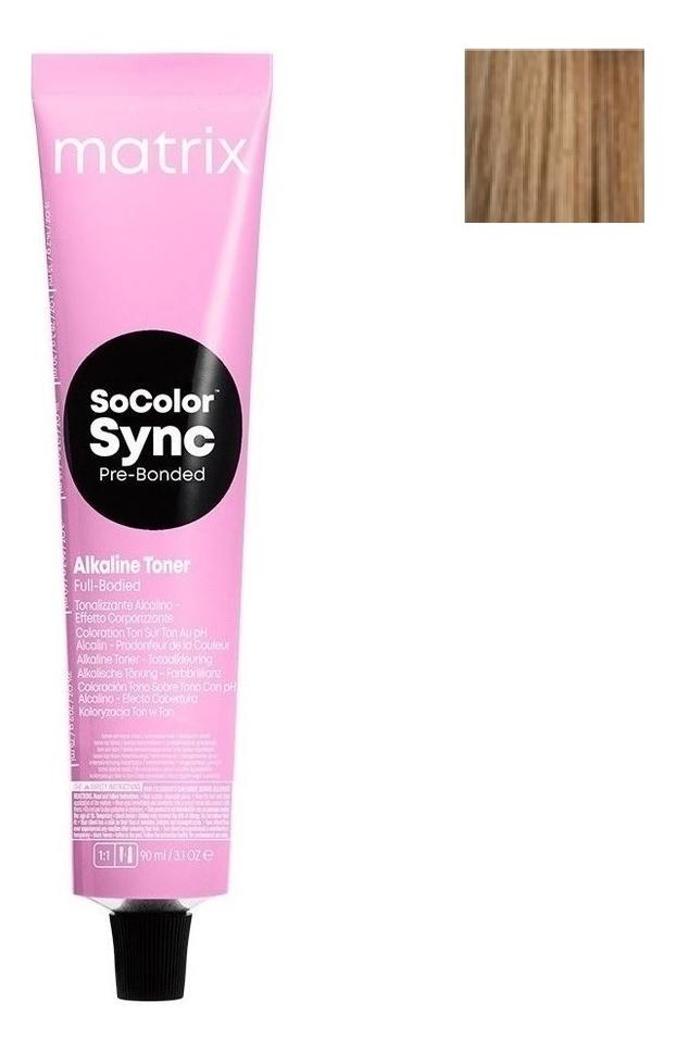 Крем-краска для волос без аммиака Color Sync 90мл: 9MM