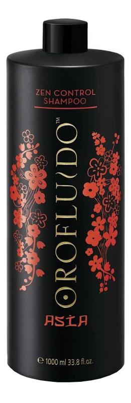 Купить Шампунь для контроля непослушных волос Asia Zen Control Shampoo: Шампунь 1000мл, Orofluido