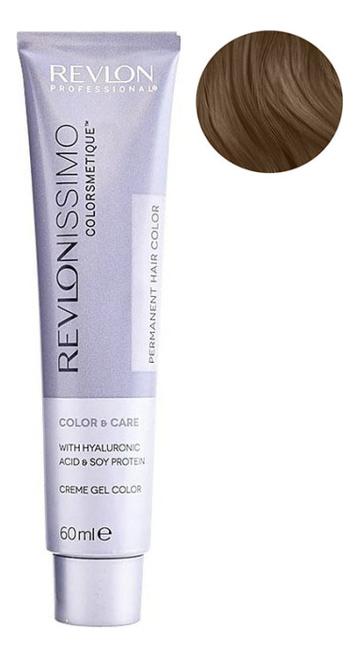 Купить Стойкая краска для волос Revlonissimo Colorsmetique Color & Care 60мл: 8SN Светлый блондин супернатуральный, Стойкая краска для волос Revlonissimo Colorsmetique Color & Care 60мл, Revlon Professional