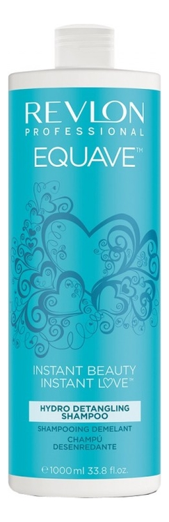 Фото - Шампунь облегчающий расчесывание волос Equave Instant Beauty: Шампунь 1000мл revlon professional шампунь equave instant beauty hydro detangling 250 мл