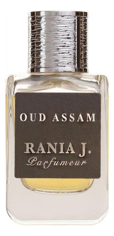 Oud Assam: парфюмерная вода 50мл тестер rania j oud assam туалетные духи 50 мл