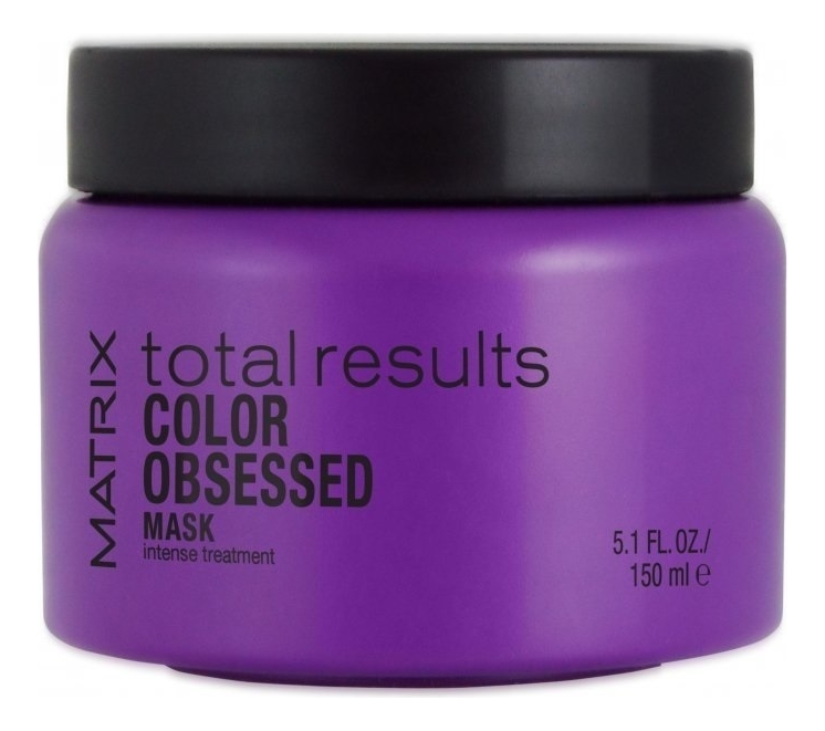 Маска для волос Total Results Color Obsessed Mask 150мл