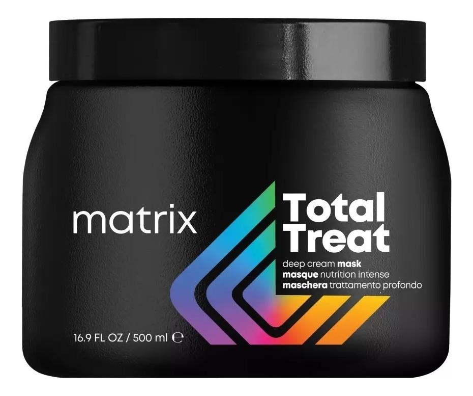 Купить Крем-маска для волос Total Results Pro Solutionist Total Treat Mask 500мл, MATRIX