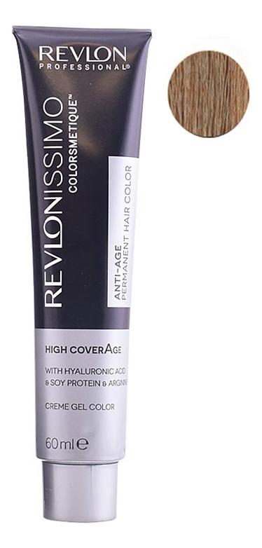 Купить Крем-краска для волос Revlonissimo Colorsmetique High CoverAge 60мл: 8-42 Медовый светлый блондин, Revlon Professional