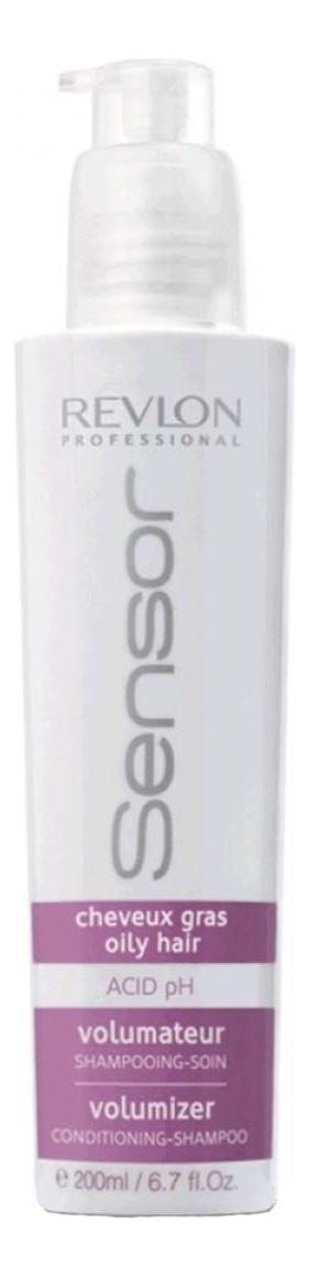 Купить Шампунь-кондиционер для придания объема волосам Sensor Volumizer: Шампунь 200мл, Revlon Professional
