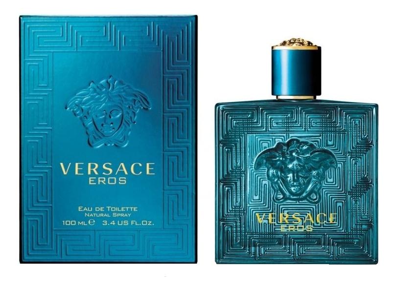 Versace Eros: туалетная вода 100мл туалетная вода versace eros 100 мл мужская