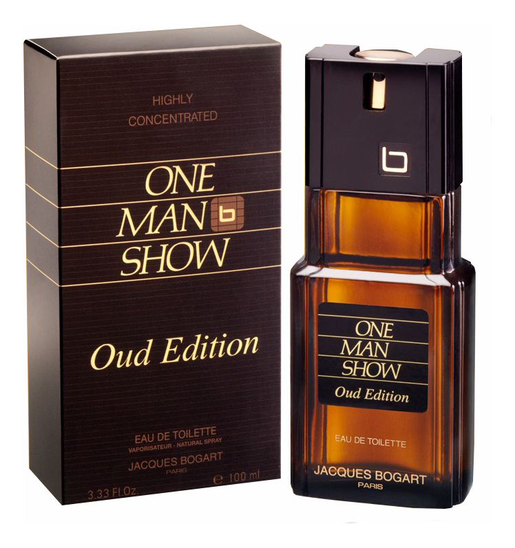 One Man Show Oud Edition: туалетная вода 100мл one man show туалетная вода 100мл
