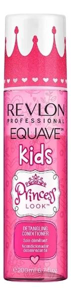 Двухфазный кондиционер для волос Equave Kids Princess Look 200мл