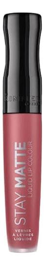 Купить Жидкая матовая помада для губ Stay Matte Liquid Lip Colour 5, 5мл: No 100, Rimmel