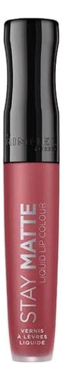 Купить Жидкая матовая помада для губ Stay Matte Liquid Lip Colour 5, 5мл: No 200, Rimmel