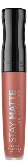 Купить Жидкая матовая помада для губ Stay Matte Liquid Lip Colour 5, 5мл: No 700, Rimmel