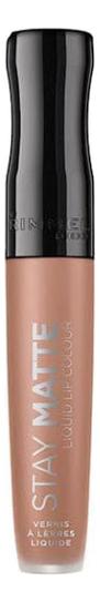 Купить Жидкая матовая помада для губ Stay Matte Liquid Lip Colour 5, 5мл: No 710, Rimmel