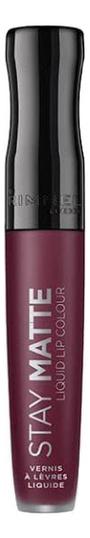 Купить Жидкая матовая помада для губ Stay Matte Liquid Lip Colour 5, 5мл: No 800, Rimmel