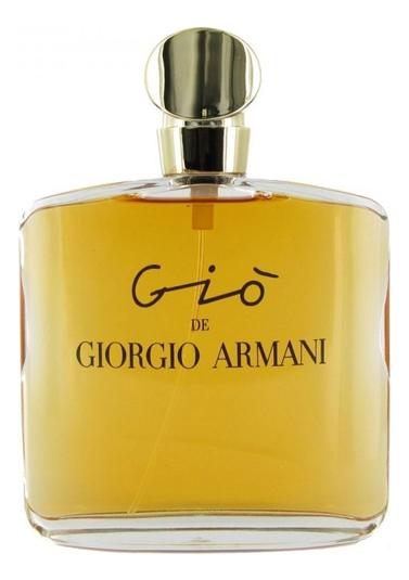 цена на Armani Gio: парфюмерная вода 35мл тестер