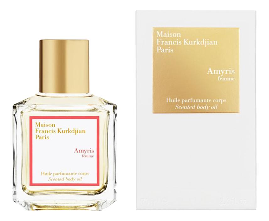Купить Francis Kurkdjian Amyris Femme: масло для тела 70мл