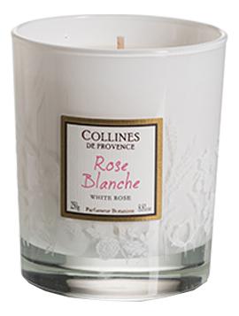 Ароматическая свеча White Rose 250г ароматическая свеча в стекле anette 250г