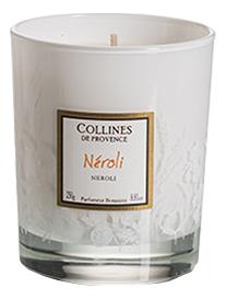 Ароматическая свеча Neroli 250г ароматическая свеча в стекле anette 250г