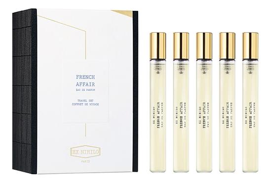 Ex Nihilo French Affair: парфюмерная вода 5*7,5мл цена 2017