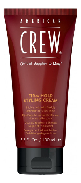 Крем для укладки волос Firm Hold Styling Cream 100мл