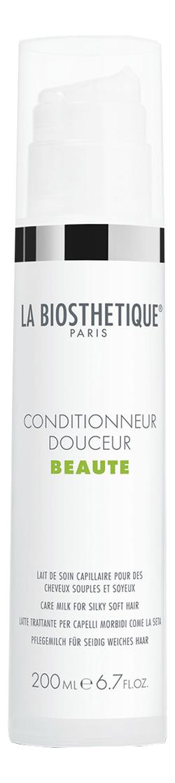 Купить Легкий кондиционер для придания волосам шелковистого эффекта Structure Conditionneur Douceur 200мл, La Biosthetique