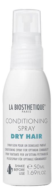 Купить Несмываемый спрей-кондиционер для сухих волос Conditioning Spray Dry Hair: Кондиционер 50мл, La Biosthetique