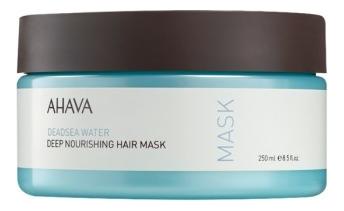 Купить Интенсивная питательная маска для волос Deadsea Water Deep Nourishing Hair Mask 250мл, AHAVA