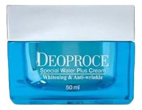 Крем увлажняющий для лица на водной основе Special Water Plus Cream 50мл: 50мл