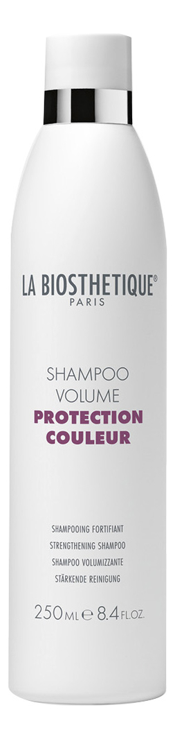 Шампунь для окрашенных тонких волос Shampoo Volume Protection Couleur: Шампунь 250мл