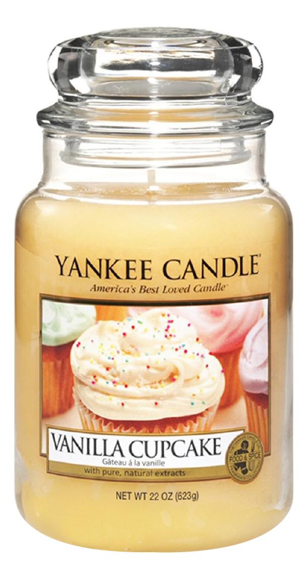 Ароматическая свеча Vanilla Cupcake: Свеча 623г