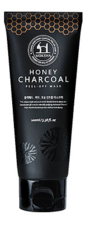 Gain Cosmetics Маска-пленка для лица Moksha Honey Charcoal Peel-Off Mask 100мл