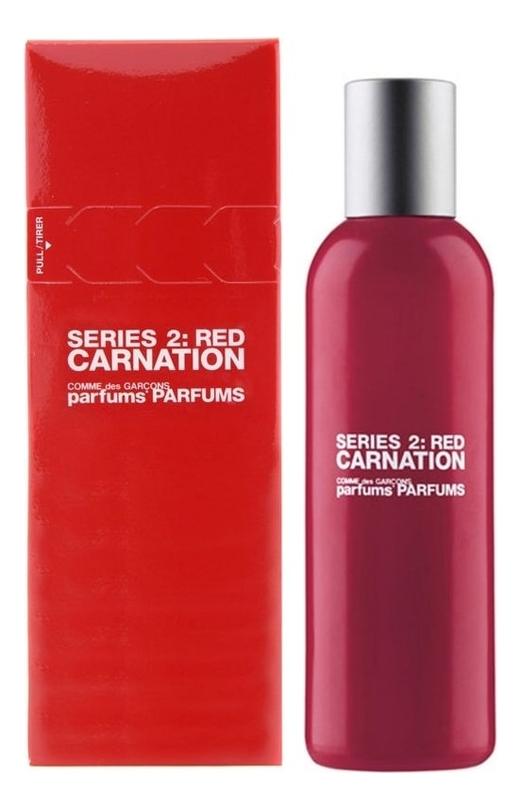 Купить Comme des Garcons Series 2: Red Carnation: туалетная вода 100мл