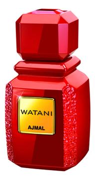 Ajmal Watani Ahmar: парфюмерная вода 100мл тестер ajmal watani ahmar парфюмерная вода 2мл