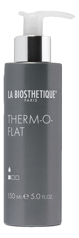 Гель-термозащита для укладки волос феном Therm-O-Flat 150мл