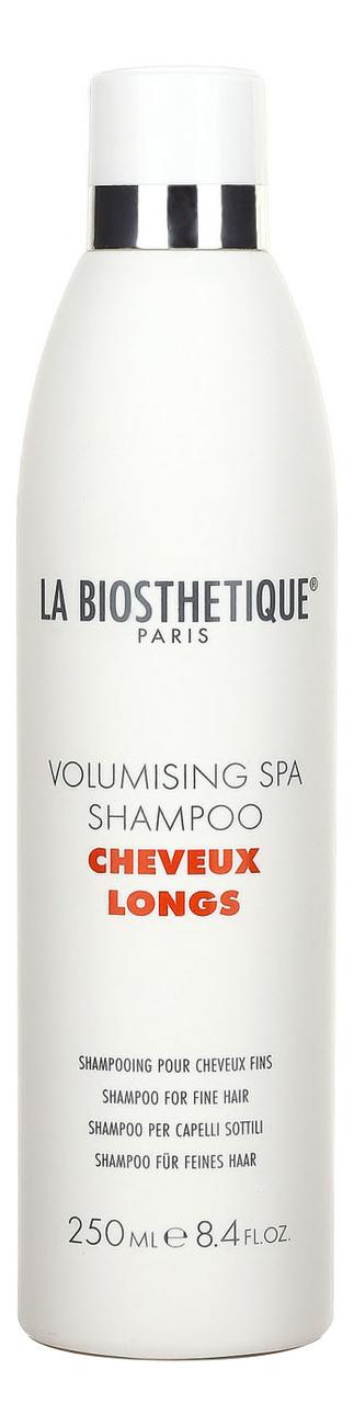 Шампунь для тонких длинных волос Volumising Spa Shampoo Cheveux Longs: Шампунь 250мл шампунь для 12 лет