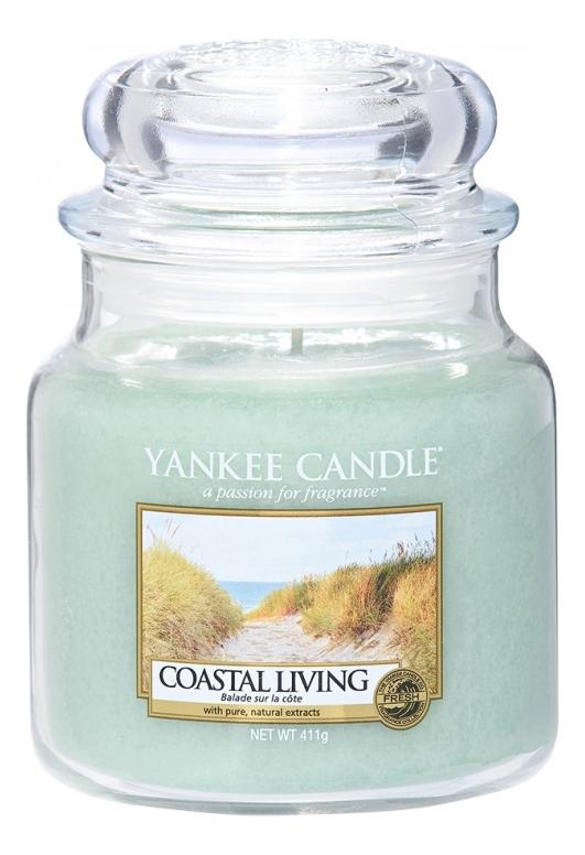 Ароматическая свеча Coastal Living: Свеча 411г